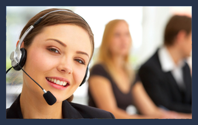 Call Center Agents Perform Order Entry Serivice and Order Processing Services